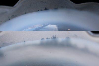 画像1: ドーム オランダ風景文 大鉢