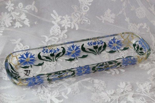 画像1: ペントレイ エナメルのお花 (1)
