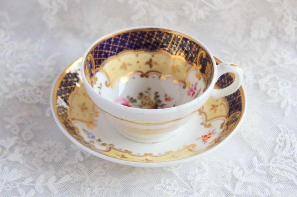 画像1: ティーカップ&ソーサー (1)
