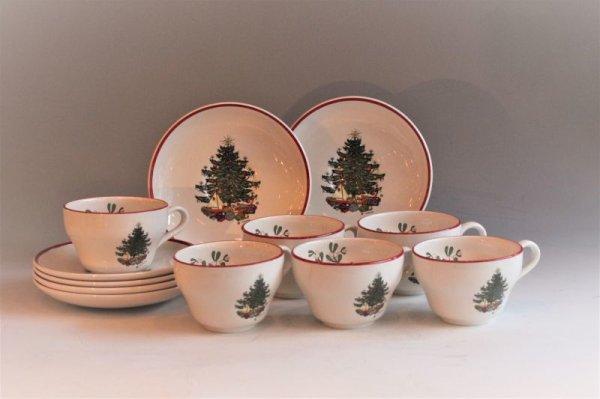 画像1: アメリカンクリスマスツリー C&S 5客セット (1)