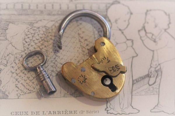 画像1: ヴィクトリアン時代の鍵 (1)